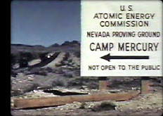 Camp Mercury, Nevada Test Site