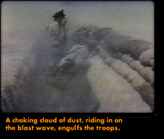 Troops Choke on a Cloud of Radiated Dust